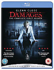 Damages - Series 1 - Complete (Blu-ray, 2008, 3-Disc Set)