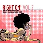 Various Artists - Right On! Vol. 2 (More Break Beats and Grooves from the Atlantic and Warner, 2000)