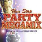 Non-Stop Party Megamix: Over 80 Sensationally Sequenced Hits (CD)