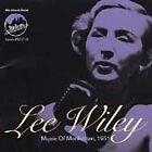 Lee Wiley - Music of Manhattan, 1951 (1998)
