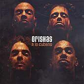 Orishas - A Lo Cubano ( CD 2000 ) NEW / SEALED