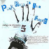 Punk Rock Is Your Friend - Kung Fu Sampler 5, Various Artists, Very Good Enhance