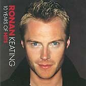 Ronan Keating 10 Years Of Hits CD NEW SEALED When You Say Nothing At All/Words+