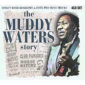 The Muddy Waters Story: Biography/Music, Waters, Muddy, Audio CD, New, FREE & Fa