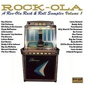 CD-Various-Artists-Rock-Ola-A-Rev-Ola-Sampler-Vol-1-2006
