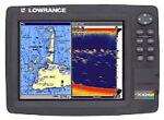Lowrance LCX-104C GPS Receiver