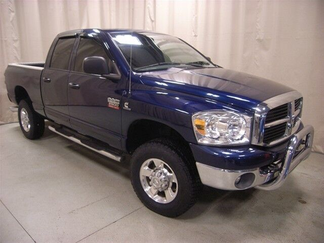 2007 Dodge Ram 2500 SLT 5.9l cummins Manual 4x4