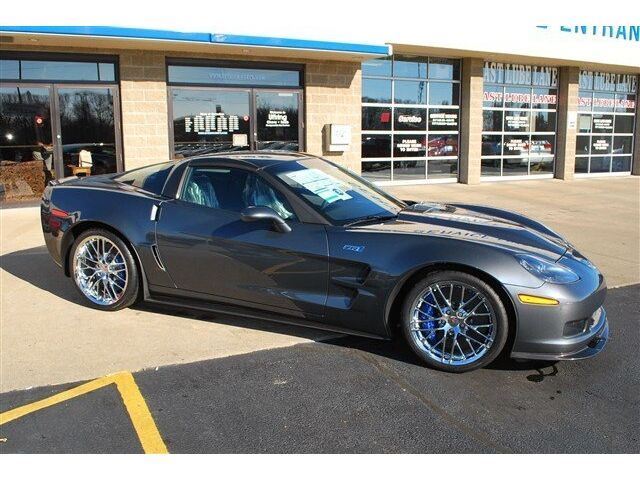 Image 4 of MSRP $124050 ZR1 w/3ZR…