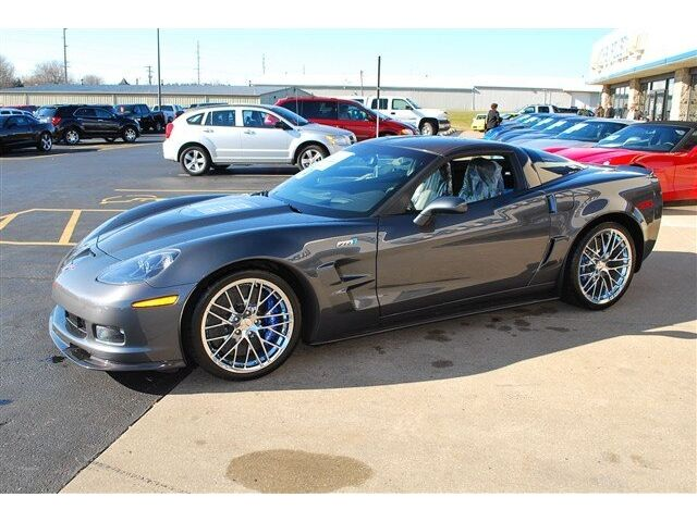 Image 3 of MSRP $124050 ZR1 w/3ZR…