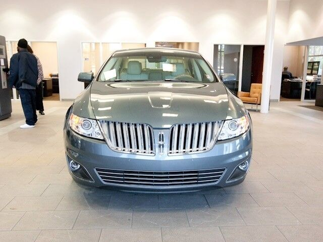 2010 LINCOLN MKS NAVIGATION SUNROOF LEATHER 3.9 % AP