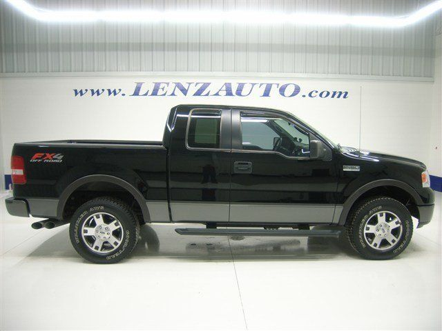 2005 Ford F-150 SUPERCAB-SHO