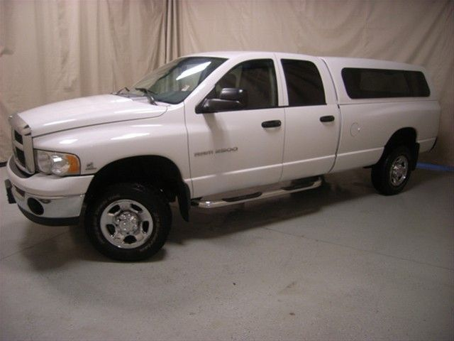 2004 Dodge Ram 2500 SLT Diesel Quad Cab 4x4 Long Box