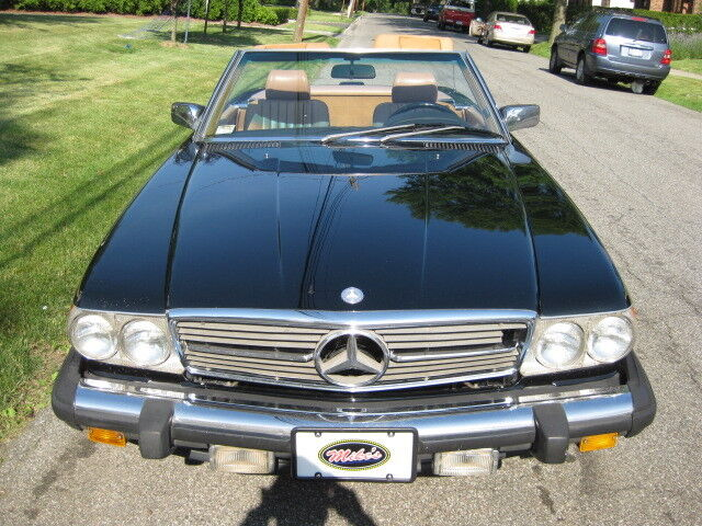 Used 1986 mercedes 560sl convertible for sale boston rd for Mercedes benz dealer in bronx ny