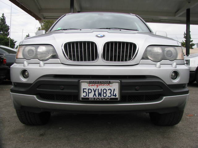 2002 BMW X5 4.6is SUV Silver/Black Luxury Sport