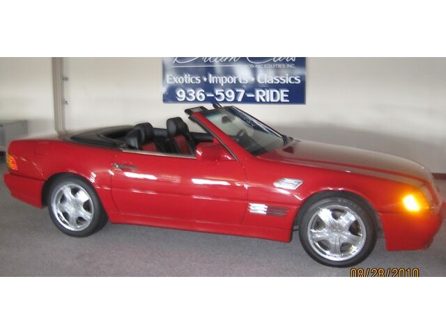 "1990 MERCEDES SL 300 CONVERTIBLE "" HARD TOP-SOFT TOP"""