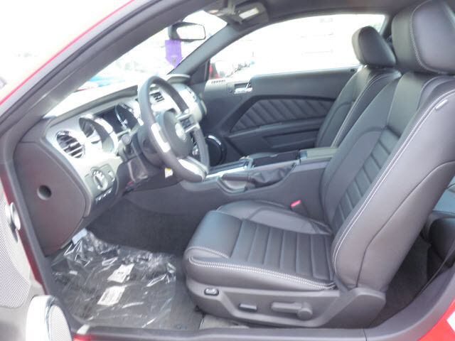 Premium New Coupe 3.7L CD Traction Control Bucket Seats