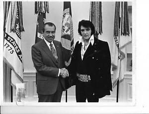 Elvis-Presley-Richard-Nixon-RARE-Photo