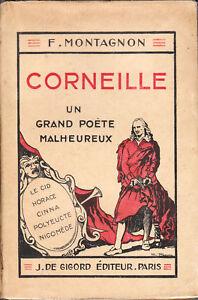 Livre-Corneille-un-grand-poete-malheureux-F-Montagnon-book