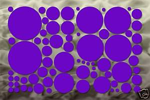 70-Purple-Circle-Wall-Art-Decal-Stickers-Bedroom