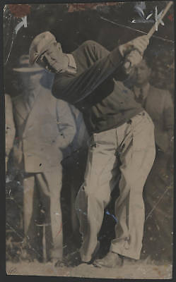1946 Orig 1St Gen Press Photo   Byron Nelson