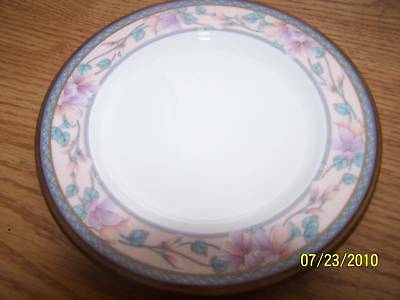 Noritake Fine China  Embassy Suite Pattern Bread Butter