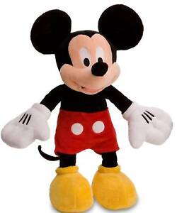 Disney-Mickey-Mouse-Large-Premium-Plush-Stuffed-Doll-Ultra-Soft-Classic-NWT-NEW