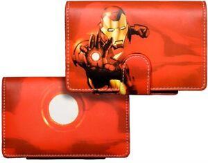 Nintendo-DSI-DS-Lite-Case-IRONMAN-Flip-Play-Protector