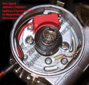 Electronic Ignition Conversion 1970 76 6 Cyl Toyota Land