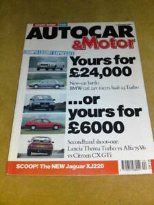 AUTOCAR-XJ220-31-Oct-1990-Vol-186-no-5