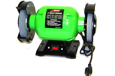 "6"" ELECTRIC BENCH GRINDER POWER TOOLS ATE"