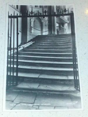 Canterbury Cathedral #29 postcard
