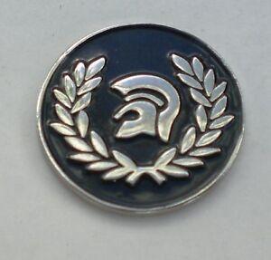 Black-Trojan-Helmet-Ska-Reggae-Soul-Enamel-Pin-Badge