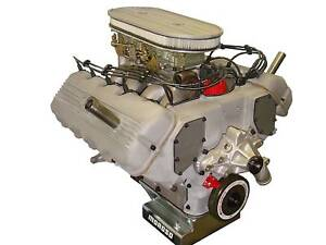 New-Ford-Aluminum-SOHC-427-FE-Cammer-Engine-Complete