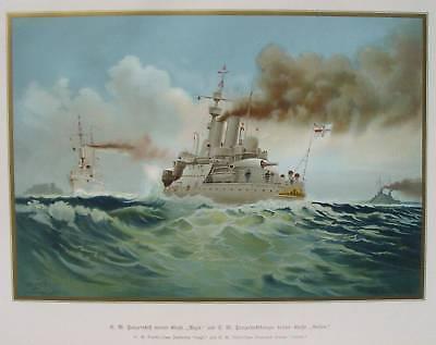 Panzerschiff Panzerdeckskreuzer Aegir Gesion Kreuzer Kriegsmarine Navy Cruiser