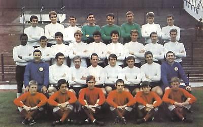 LUTON TOWN FOOTBALL TEAM PHOTO 1968-69 SEASON