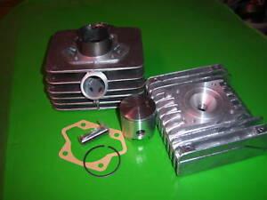 SSW Tuning Zylinder SET S90ccm 6Kanal Sportzylinder für SIMSON S70 Kr51/2 19PS