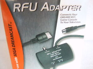 NEW-RFU-ADAPTER-SEGA-DREAMCAST-GAME-SYSTEM