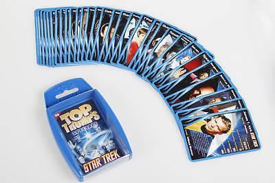 Karten Spiel - Quartett - STAR TREK alle Serien - neu