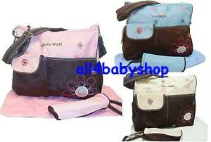 3PCs-Baby-Angel-Nappy-Changing-Bags-Large-Sizes-NEW