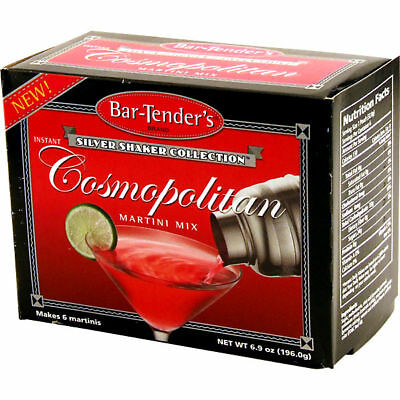 Bar-tender's Cosmopolitan Martini Cocktail Mix 12pk