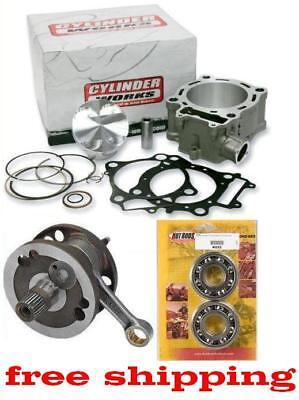 Yz 250f 285cc Horrods Stroker Cylinder Works Big Bore Crankshaft Kit 2003-2013