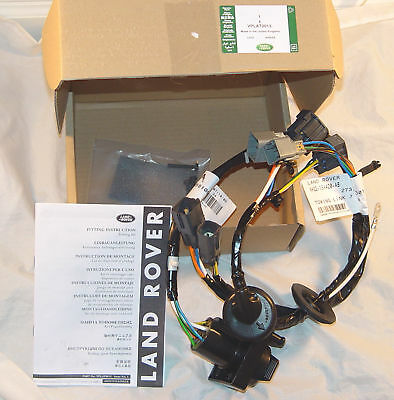 land rover brand lr4 discovery 4 trailer wiring kit tow electrics brand new ebay