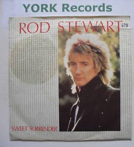 ROD-STEWART-Sweet-Surrender-Excellent-Con-7-Single