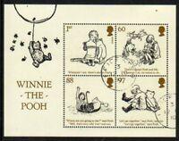 Gran Bretaña 2010 Winnie The Pooh Hoja Miniatura Bien Utilizado -  - ebay.es
