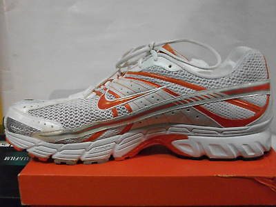 Nike Air Max Moto Mens Shoes White Orange Us 19 70%off Free Post Australia