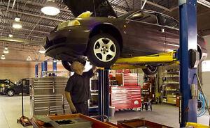 Automotive service business plan