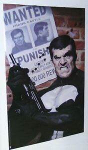 1995-Marvel-Comics-Punisher-poster-1990s