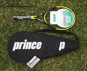 New Prince Air Freak AirFreak MP racket + case 900 4 1/2 5/8 (4) (5) L4 L5 $180