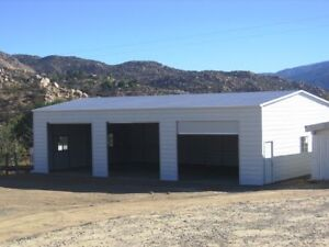 Carports storage sheds garages steel buildings work shops for Motorhome storage sheds