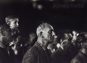 Details about 1964/80 ~ Original Czech SILVER GELATIN PHOTOGRAPH Fine